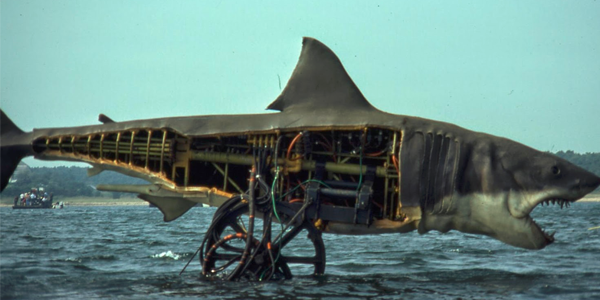 Jaws The First Blockbuster And Its Legacy Forty Years On The Curb