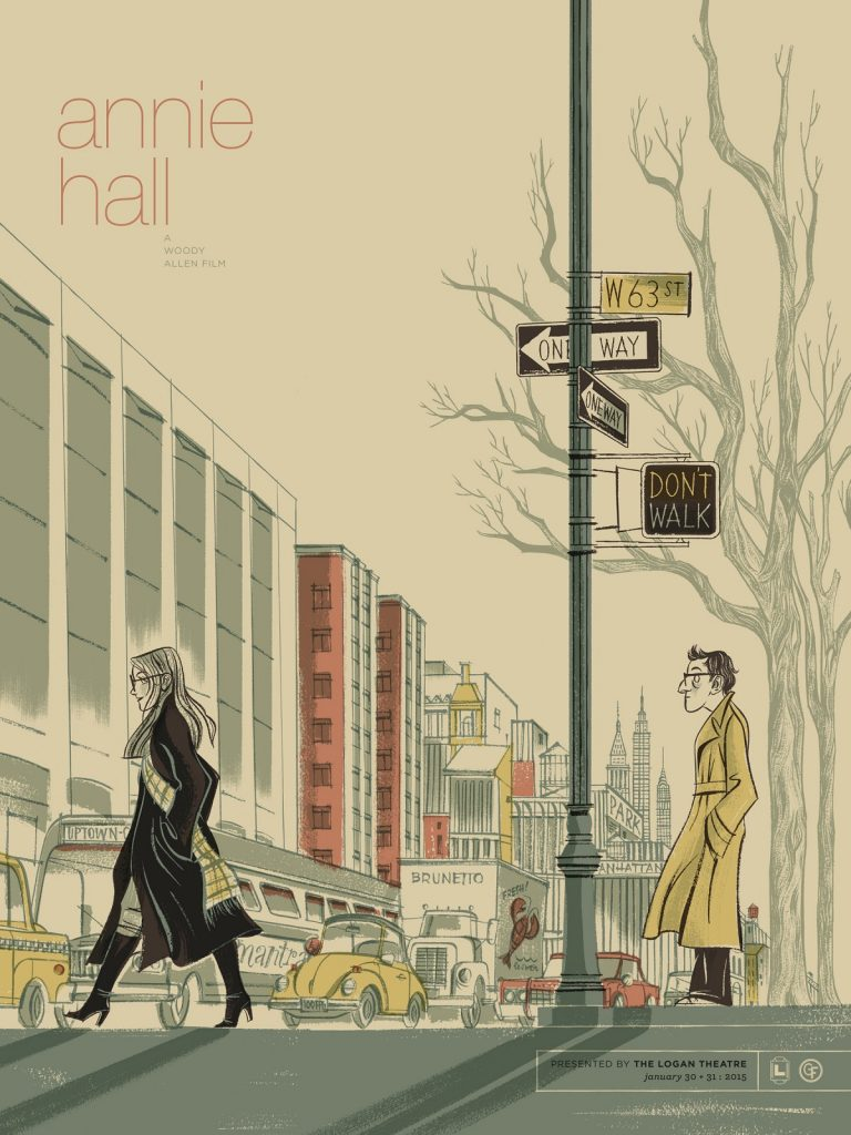 Annie Hall by Anne Benjamin