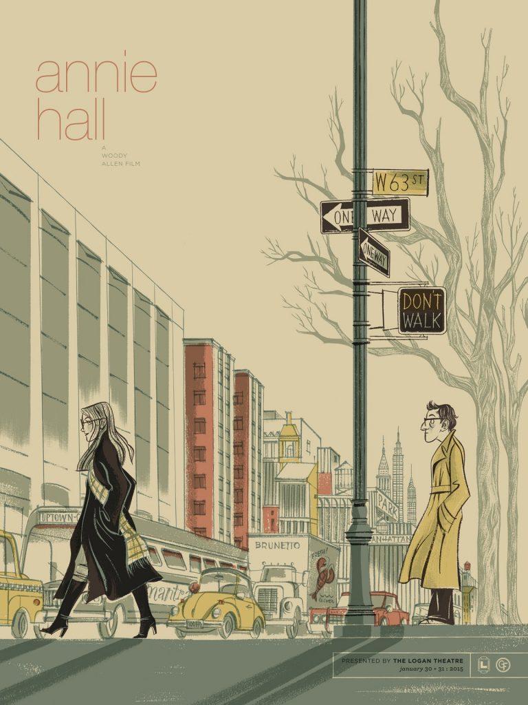 Annie Hall by Anne Benjamin