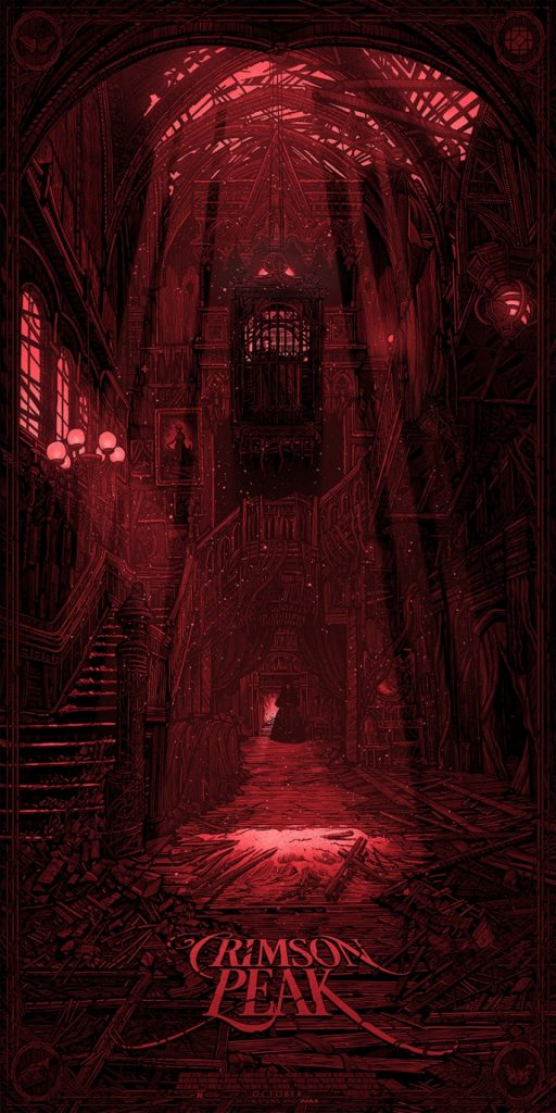 Crimson Peak by Daniel Danger