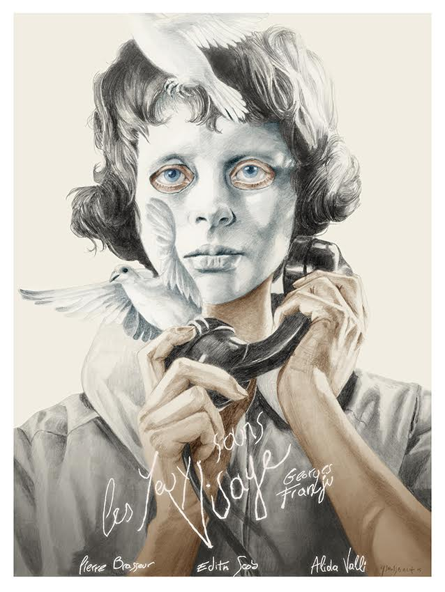 Eyes Without A Face by J.S. Rossenbach